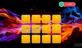 لعبة MATCH CARDS